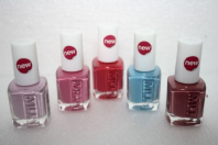 MUA  nail polish - assorted shades (Code 2650)